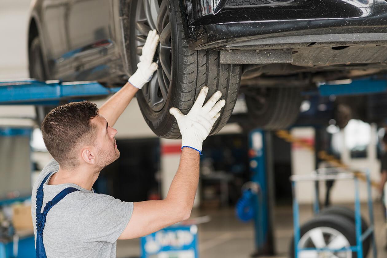 mantenimiento de coches en coslada