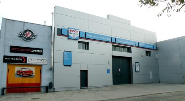 taller mecánico coslada