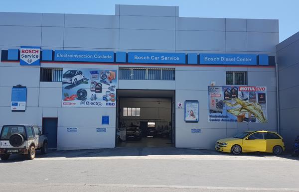 Electroi Bosch Car Service